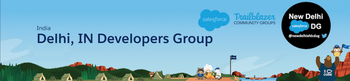 New Delhi Salesforce Trailblazer Community Group