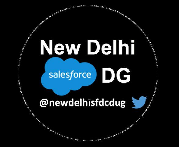 new delhi sfdcdug logo
